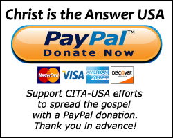 Donate to Christ is the Answer, Inc.